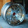 """18"""" MD1 wheels, brushed, watercooledind"""